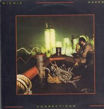 """RICHIE HAVENS """" CONNECTIONS """" LP NUOVO PRIMA EDIZIONE ELEKTRA - WEA ITALY 1980"""