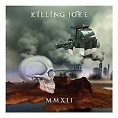 Killing Joke - MMXII (2012)  CD  NEW/SEALED  SPEEDYPOST
