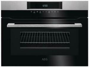 AEG KMK761000M Built-In Combination Microwave Oven and Grill A117394