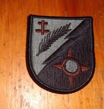 ARMY PATCH, ACU,  162ND infantry BRIGADE   WITH hook tape