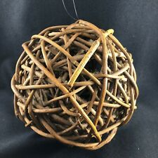 D35  Vine Willow Twig Ball Home Decoration