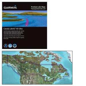 GARMIN 010-C1114-00 CANADA LAKEVU HD ULTRA MICROSD/SD CHART FOR GPSMAP
