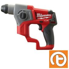 Milwaukee M12CH 12V Fuel SDS Plus Rotary Hammer Drill – Body Only