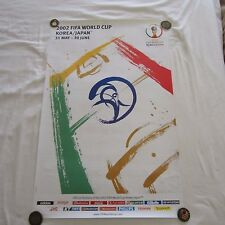 2002 Fifa World Cup Fifa Official, Small English Text Poster