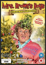 Mrs Brown's Boys Christmas Surprises DVD 2018 Comedy Movie New DVD