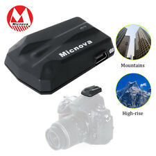 Professional Micnova Adapter Geotagger Unit for Nikon Camera GPS System Receiver