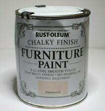 Rust-Oleum Chalky effect Matt Furniture paint, 750ml PR647 01