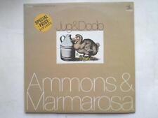 Gene Ammons & Dodo Marmarosa Jug & Dodo LP Prestige PR24021 NM/NM 1972 Jug & Dod