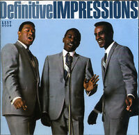 "DEFINITIVE IMPRESSIONS  ""DEFINING MOMENTS IN 60's SOUL FROM CHICAGO'S GREATEST"""