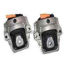 Audi Q5 2.0 Quattro Auto LH + Rh Électrique Moteur Montage Supports 09-12 Set 2