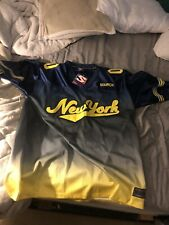 New York Source Football Jersey Size Xl