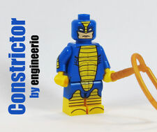 Custom - Classic Constrictor - Marvel Super heroes captain america lego bricks