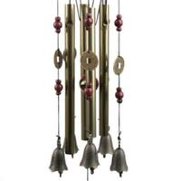 Gift Outdoor Living Wind Chimes Yard Garden Tubes Bells Copper  Home Yard #B