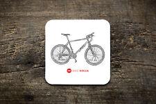 Retro Classics Pace RC200 Coaster - Bike Ninja MTB