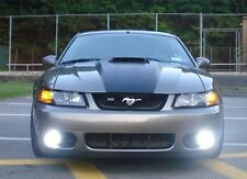 Xenon Halogen Fog Lamps Driving Lights for 1999-2004 Ford Mustang GT SVT Cobra