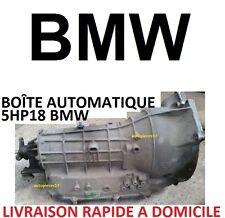 BOÎTE A VITESSE ZF AUTOMATIQUE 5HP18 POUR BMW E38 728i E39 528i PARFAIT ETAT