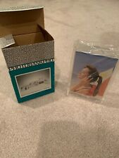 Photograph Bank Two Sided Picture Frame Acrylic 3.5x5 Pictures