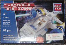 Space Defender BricTek Building Block Construction Toy Space Team Brick