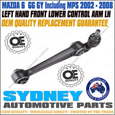 *OEM QUALITY* LEFT - Mazda 6 GG GY incl MPS Front Straight Lower Control Arm LH
