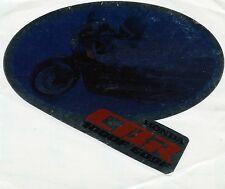 ADESIVO VINTAGE/STICKER * HONDA CBR 1000 F/600 F * ( cm.12,50 x 8,50 )