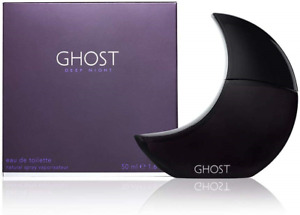 Ghost Women's Deep Night EDT, 50 ml