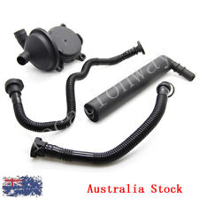 Fits BMW 3 SERIES 316 318 E46 N42/N46 ENGIN CRANK CCV CASE VENT VALVE/HOSES KIT