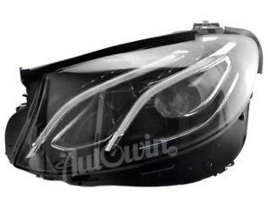MERCEDES BENZ E CLASS W213 LED XENON HEADLIGHT LEFT SIDE OEM NEW A2139066501