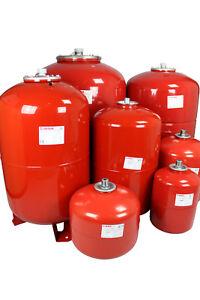 VAREM LR Membran Ausdehnungsgefäß Ausgleichsbehälter für Heizung 8 l - 150 l