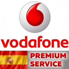Liberar iPhone hya 4 4S 5 5C 5S 6 6+ 6S 6S+ 7 SE iPad todos de Vodafone Unlock