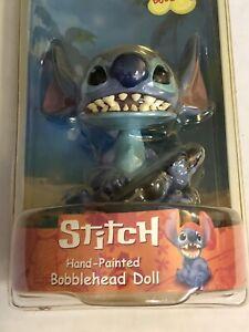 Unopened Rare Disney Lilo and Stitch - Stitch Bobblehead Doll - New In Box