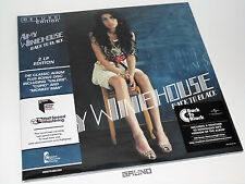 2 LP: Amy Winehouse – Back To Black, Limited DELUXE Edition, NEU & OVP