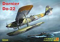 92244 Dornier Do 22 (RS Models, NEW)