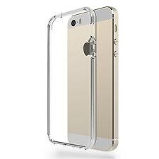 Funda Carcasa Transparente Silicona Para iPhone SE
