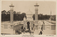 Postcard - The Malaya Pavilion, British Empire Exhibition (RP)
