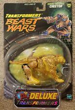 Transformers Beast Wars Deluxe Cheetor Fox Kids MOC