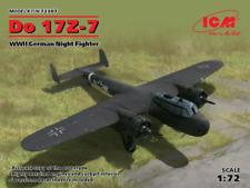 ICM 1/72 Dornier Do 17Z-7 Segunda Guerra Mundial German Night Fighter # 72307