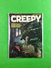 Creepy #6 (1965): Warren Magazine! Frank Frazetta Cover! GD (2.0)!