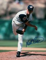 Matt Wise Signed 8X10 Photo Autograph Anaheim Angels Throwing Auto w/COA