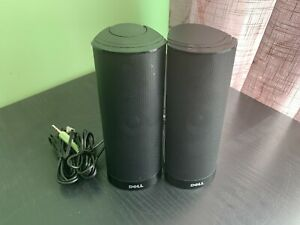 Dell AX210 Multimedia Computer Speakers (USB powered, 3.5mm)