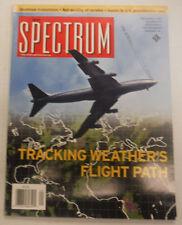 IEEE Spectrum Magazine Tracking Weather Flight Plan September 2000 FAL 061715R2