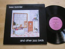 Bess Bonnier & Other Jazz Friends LP Private Press Noteworks Ultrasonic VG++/NM