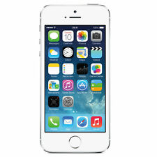 Silver Factory Unlocked iPhone 5s