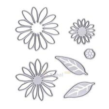 Flower Daisy Metal Cutting Dies DIY Scrapbooking Album Paper Card Embossing