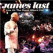 James Last - Live at the Royal Albert Hall (2008)  2CD  NEW/SEALED  SPEEDYPOST