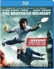 The Brothers Grimsby Blu-ray 2016 With Slipcover Clearance