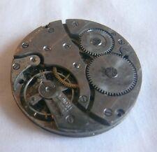 Lanco Movement Pocket Watch . 41Mm Diameter - For Repair Or Parts - Swiss -