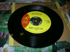 """THE RONETTES - BABY I LOVE YOU 7"""" Vinyl Rare Philles US 1963 ex++ Spector"""