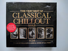 Classical Chillout Gold - The very best of - 5cd Box Set (slipcase)