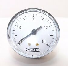 """Wavin Bajo Suelo Calefacción Tigris 3/4"""" calibrador de presión 47UH800"""