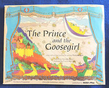 The Prince and the Goosegirl Henrietta Bredin PB 1992 Child's Play Library New